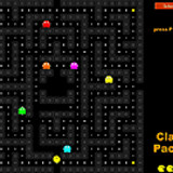 Classic PacMan Traditional