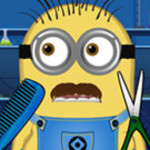 Minion: At Beard Salon