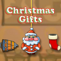 Juegos Gratis Populares,Santa needs your help to spread his Christmas cheer. Help Santa deliver his gifts to the children's stockings. Don't get tangled up in the garland!