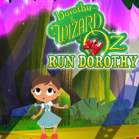 Dorothy and the Wizard of Oz Run Dorothy