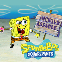 Spongebob Squarepants: Anchovy Assault