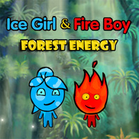 Icegirl And Fireboy: Forest Energy