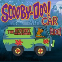 Scooby-Doo!Car Race!