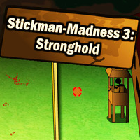 Stickman-Madness 3: Stronghold