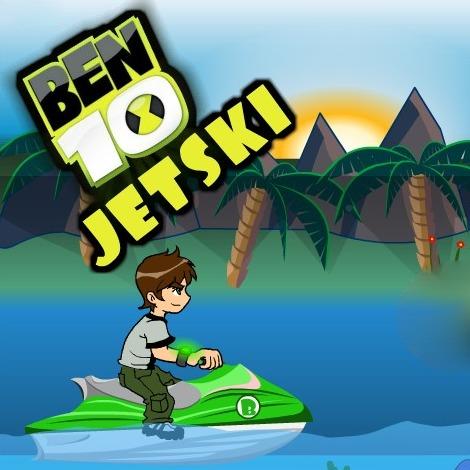 Ben10 Jetski