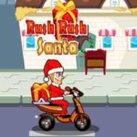 Rush Rush Santa