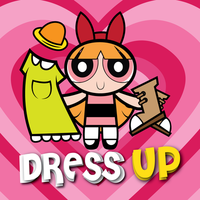 Powerpuff Girls: Dress Up