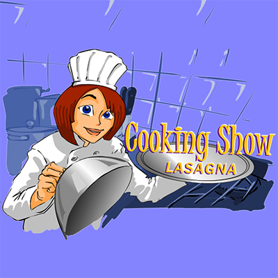 Cooking Show: Lasagna