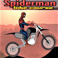 Spiderman Bike Course