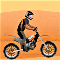 Dirt Bike: Sahara Challenge