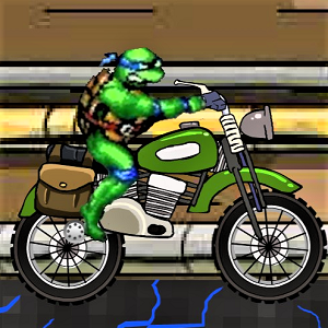 Turtles Bike Adventure