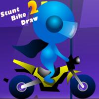 Stunt Bike Draw 2