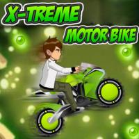 Ben 10 Xtreme Bike