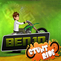 Ben 10 Stunt Ride