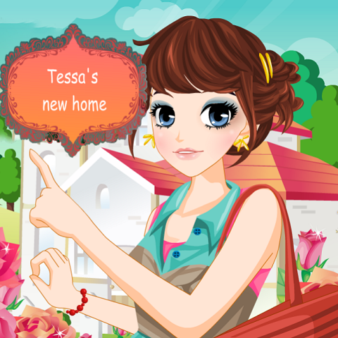 Tessa's New Home