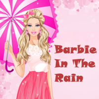 Barbie In The Rain