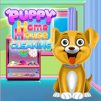 Puppy Home House Cleaning