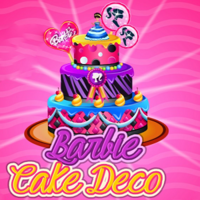 Barbie: Cake Deco