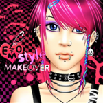 Emo Style Makeover