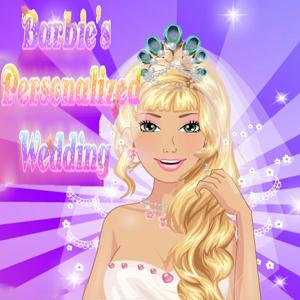 Barbie's Personalized Wedding