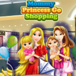 Mommy Princess Go Shopping