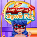 Baby Ladybug: Shower Fun