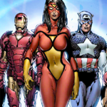 Sort My Tiles: New Avengers