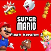 Super Mario Flash Version 2