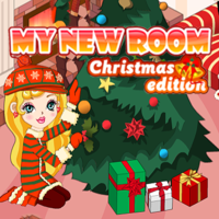 My New Room: Christmas Edition