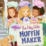 Holly Hobbie The Hey Girl Muffin Maker