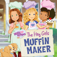 Holly Hobbie The Hey Girl Muffin Maker