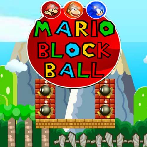 Mario Block Ball
