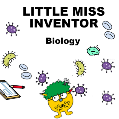 Little Miss Inventor Biology