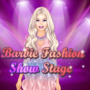 Barbie Fashion Show Stage