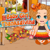 Baby Girl Thanksgiving