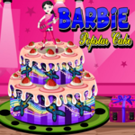 Barbie: Popstar Cake