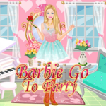 Barbie Go To Party