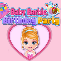 Baby Barbie Birthday Party