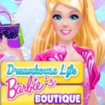 Dreamhouse Life Barbie's Boutique