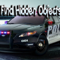 Police: Find Hidden Objects