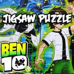 Ben 10 Master Puzzle