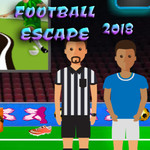Football Escape 2018