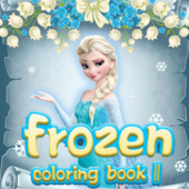 Frozen Coloring Book II