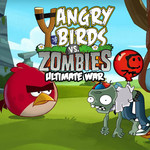 Angrybirds Vs Zombies Ultimate War