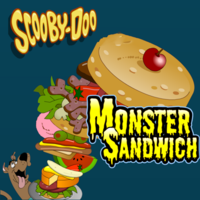 Scoobydoo: Monster Sandwich