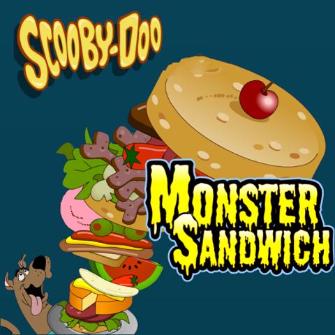 Scoobydoo: Monster Sandwich