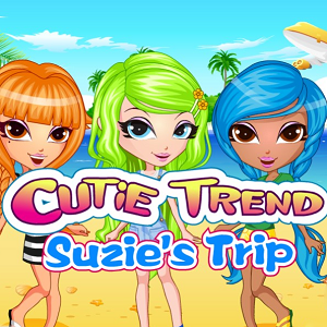 Cutie Trend: Suzie's Trip