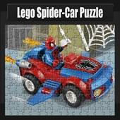 Lego: Spider-car Puzzle