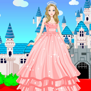 Beautiful Princess Dress Up