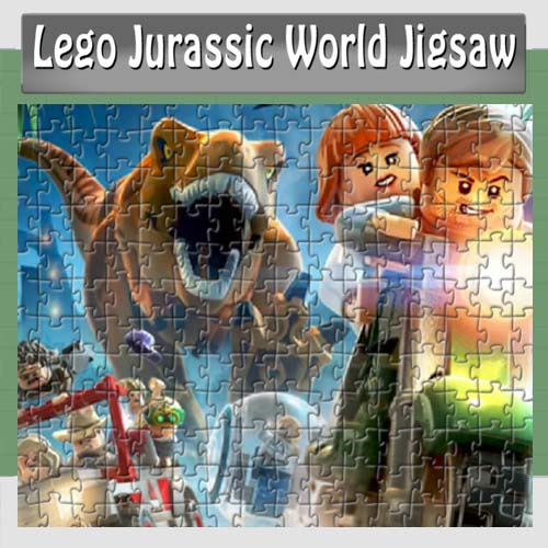 Lego: Jurassic World Jigsaw